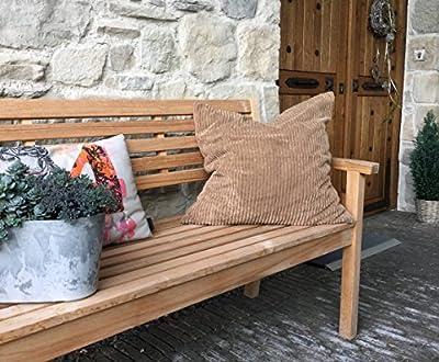 TCHILLA Loungekissen 60x60cm Braun von Famous Home auf Gartenmöbel von Du und Dein Garten