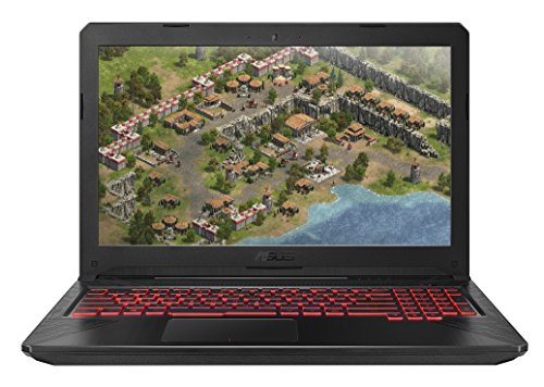 Asus TUF Gaming FX504GD-E4021T 15.6-inch Laptop (8th Gen Intel Core i5-8300H Processor 2.3 GHz/8GB/1TB/Windows 10/GDDR5 4GB Graphics), Metal