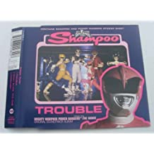 SHAMPOO - TROUBLE - CD (not vinyl)