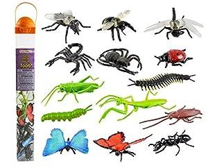 Safari Ltd. Toob 695304 - Insectos, figuras coleccionables pintadas a mano