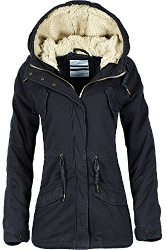 Urban Surface Damen Parka D7210A44363A1 anthracite old M