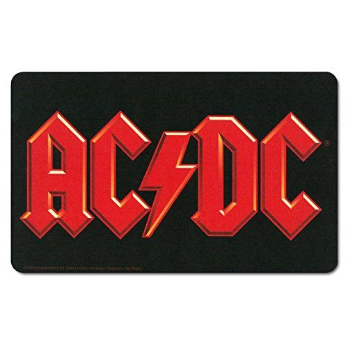 AC/DC Logo Il tagliere - design originale concesso su licenza