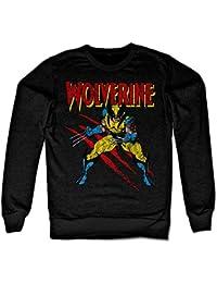 Wolverine Scratches Sweatshirt (Noir)