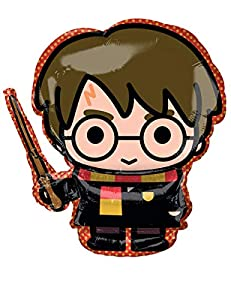 Amscan International Anagram 4042101 SuperShape - Globo, diseño de Harry Potter