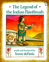 The Legend of the Indian Paintbrush (Scholastic Big Book)