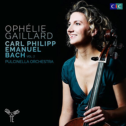 Carl Philipp Emanuel Bach. Vol. 2