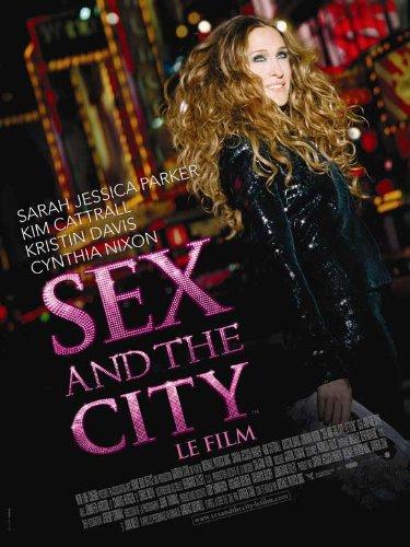 Sex And The City: The Movie Póster de película Francés B 27x 40In-69cm x 102cm Sarah Jessica Parker Kim Cattrall Cynthia Nixon Kristin Davis Chris Noth Jennifer Hudson
