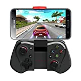 Wireless Gamepad, Megadream® Bluetooth 3.0 Joystick Controller For Android Samsung Galaxy S7 S6 Edge S5 Note 6 5 HTC One Sony Xperia Tablet Smartphone & Android Mini PC TV BOX Support Windows XP 8 7