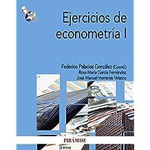 1: Ejercicios de econometría I (Economía Y Empresa)