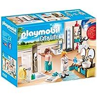 Playmobil Salle de Bain avec Douche à l'italienne, 9268
