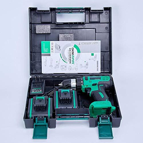 Taladro eléctrico litio dos velocidades 48 V, taladro