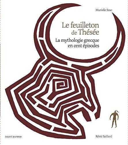 Le feuilleton de Thésée par Murielle Szac