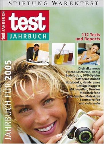 test Jahrbuch für 2005: Tests aus dem Jahr 2004