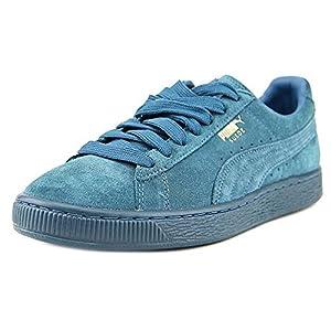 51hs%2BfbMrxL. SS300  - Puma - Mens Suede Classic + Mono Iced Shoes