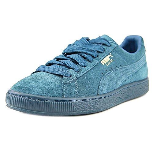 51hs%2BfbMrxL. SS500  - Puma - Mens Suede Classic + Mono Iced Shoes