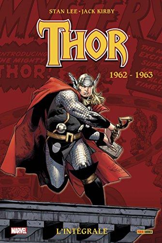 Thor Intégrale T01 1962-1963 par Stan Lee