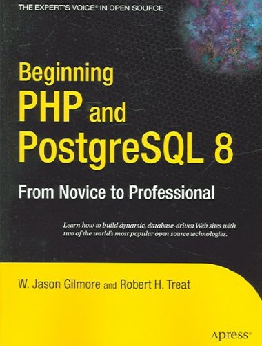 (BEGINNING PHP 5 AND POSTGRESQL 8) BY [TREAT, ROBERT H.](AUTHOR)PAPERBACK