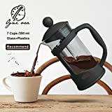 Best Grinder For French Press Coffees - Pinkdose® Black: Obr Portable Hand Pressure Machine Coffee Review