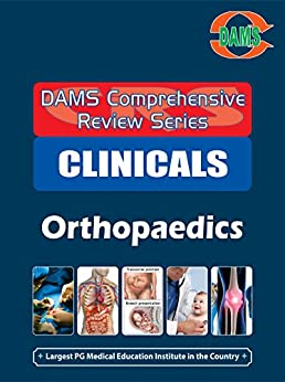 DAMS CRS - Orthopaedics: Dams Comprehensive Review Series by [DAMS]