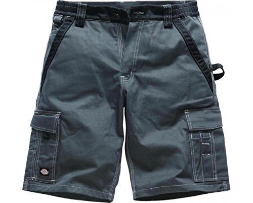 Dickies Bermuda Short Industry 300 Grigio/Nero GBK56, IN30050