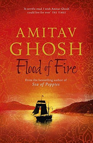 Flood of Fire: Ibis Trilogy Book 3 gebraucht kaufen  Wird an jeden Ort in Deutschland