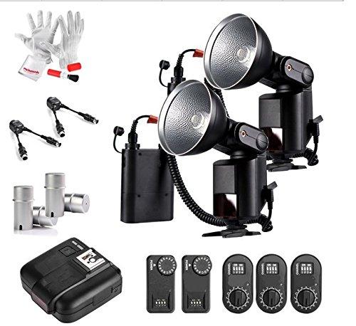 Preisvergleich Produktbild Gowe 2360ws GN80Flash Light + x1t-s Trigger Transmitter für Sony + xtr-16Für AD360+ xtr-16s für V850V860C V860N