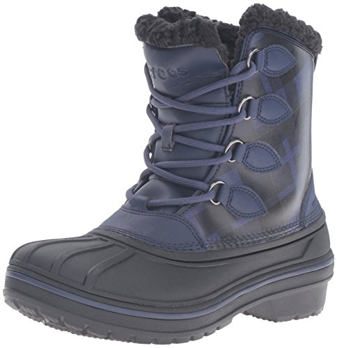 Crocs AllCast II Boot, Bottes femme Multicolore (Midnight)