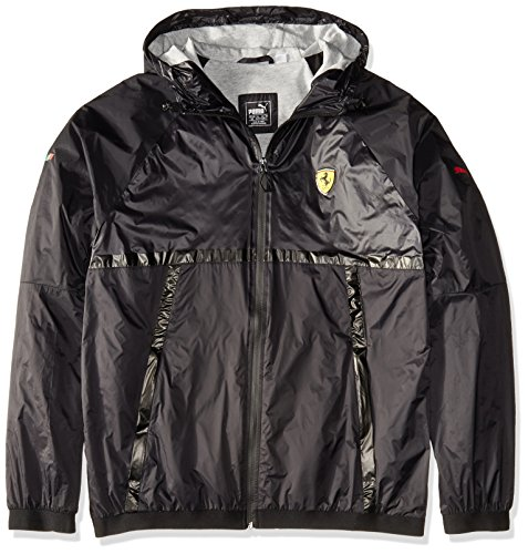 Preisvergleich Produktbild PUMA Men's SF Lightweight Jacket,  Black,  Medium