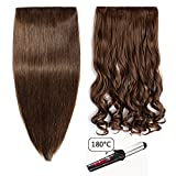 8-24-inch-65g-120g-Standard-Weft-Clip-in-Human-Hair-Extensions-Remy-8-Pieces-Full-Head-Straight