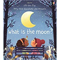 What is the Moon? (Very First Lift-the-Flap Questions & Answers): 1