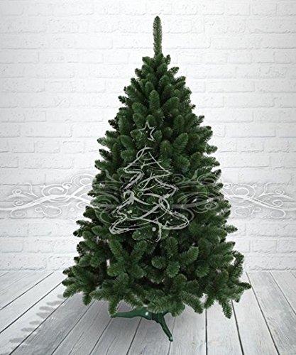 Pin Gold naturel - artificiel de Noël jeune arbre 220 cm