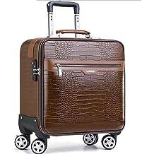 TINGTING Carretilla Portátil para Cabina De 4 Ruedas Business Trolley Carry Roller Cover para Computadora Carteras