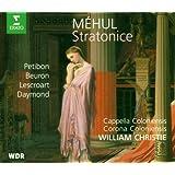 Mehul: Stratonice (Gesamtaufnahme) (Aufnahme Westdeutscher Rundfunk Köln 1995)