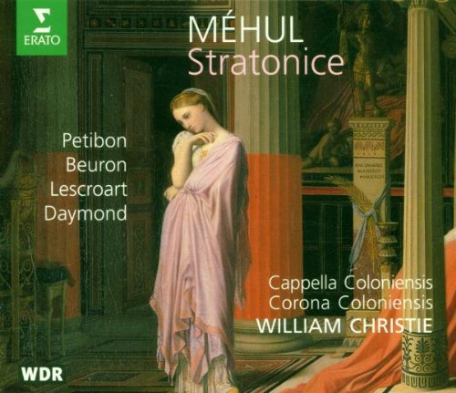 Méhul - Stratonice / Cappella Coloniensis, Christie