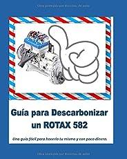 Guía para Descarbonizar un ROTAX 582: Una guía fácil para hacerlo tu mismo y con poco dinero