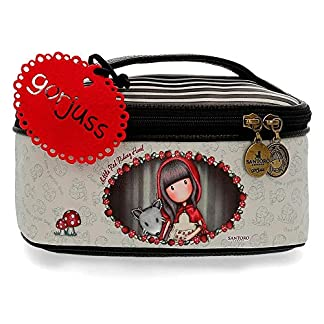 Neceser Gorjuss Little Red Riding Hood, Multicolor, 22 cm