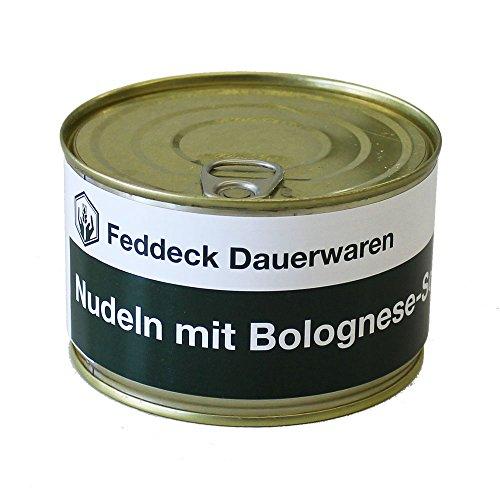 Fertiggericht Dose Nudeln mit Bolognese 400 g -