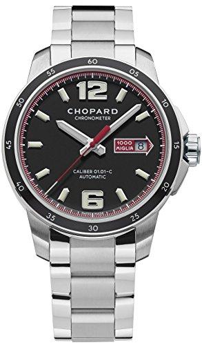 Chopard 158565–3001mille miglia automatico uomo–quadrante nero