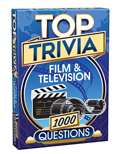 Cheatwell Games 11561 Samen Riesenmalve Top Trivia Film & TV Quiz - Film Trivia