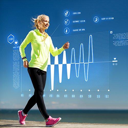 POLLIX Fitness Tracker - 6