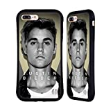 Official Justin Bieber What Do You Mean Shot Purpose B&W Hybrid Case for Apple iPhone 7 Plus