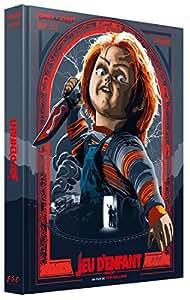 Jeu d'enfant (Chucky 1) [Édition Collector Blu-ray + DVD + Livret] [Édition Collector Blu-ray + DVD + Livret]