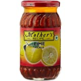 Mother's Recipe Lime Pickle, 400g