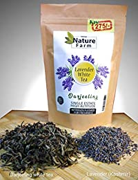 Eggsy Nature Farm Darjeeling Lavender White Tea, 75 g