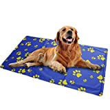 Best Cooling Pad For Dogs - Pro Goleem Self Pet Cooling Gel Mat Review