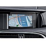 LFOTPP Infiniti Q30 QX30 7pulgadas Navegación–Protector de pantalla para 9H Resistente a los arañazos–Antihuellas Sistema de navegación Protector de pantalla GPS Navi–Protector de pantalla
