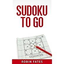 SUDOKU TO GO (English Edition)