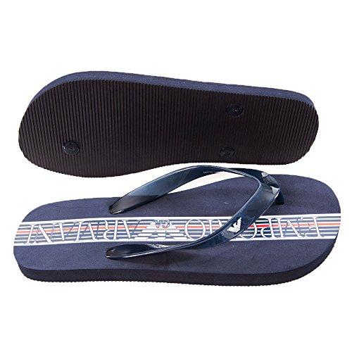Emporio Armani - chaussures Navy