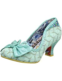 Irregular Choice Always Smile - Zapatos de Tacón con Punta Cerrada Mujer