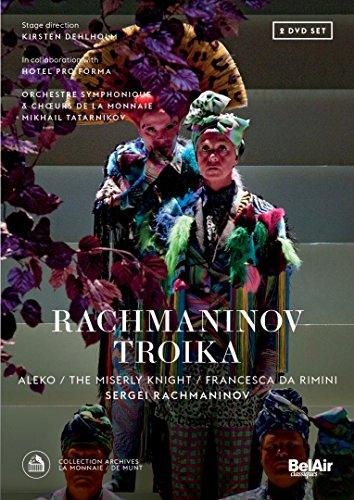 Preisvergleich Produktbild Rachmaninow: Troika [2 DVDs]